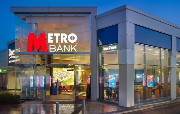 Metro bank - branching out as others prune back