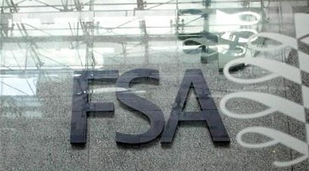FSA is no authority for bank regulation - its a waste of resources...
