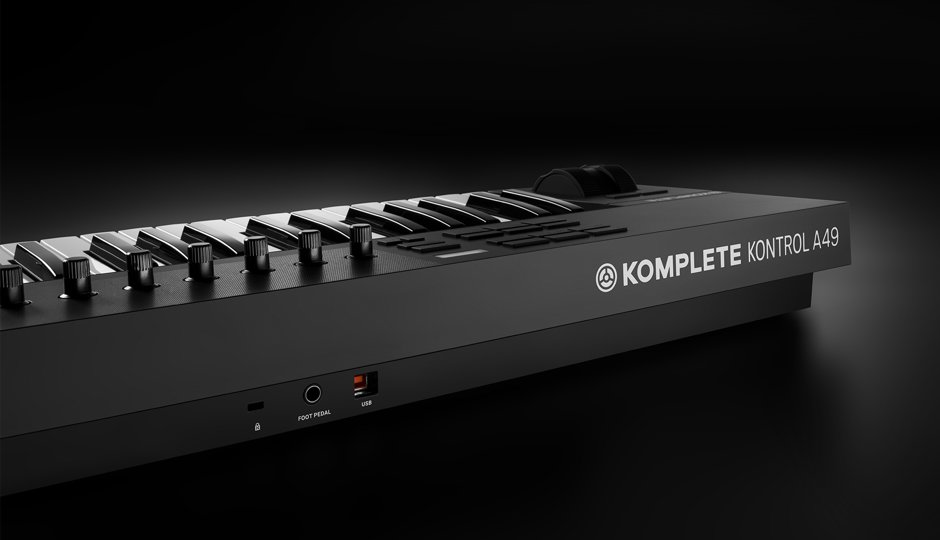 Komplete Kontrol at your fingertips